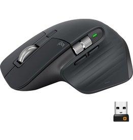 Logitech Logitech MX Master 3 - Draadloze Muis - Zwart