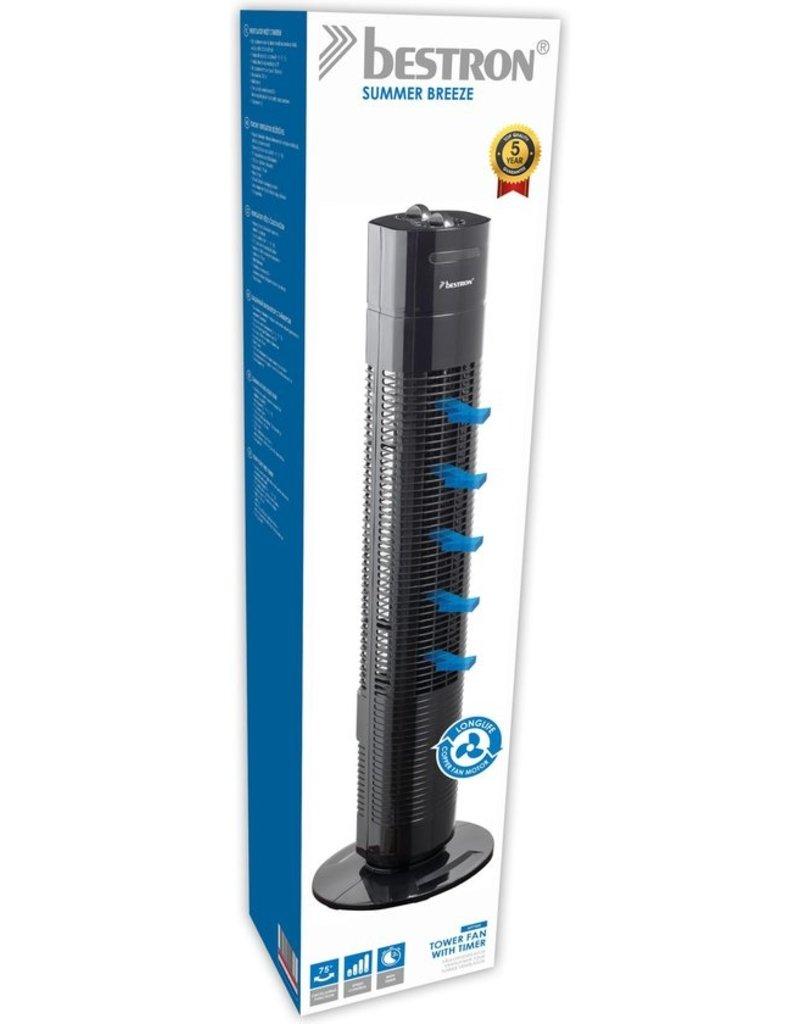 Bestron Bestron AFT760Z - Torenventilator - Zwart