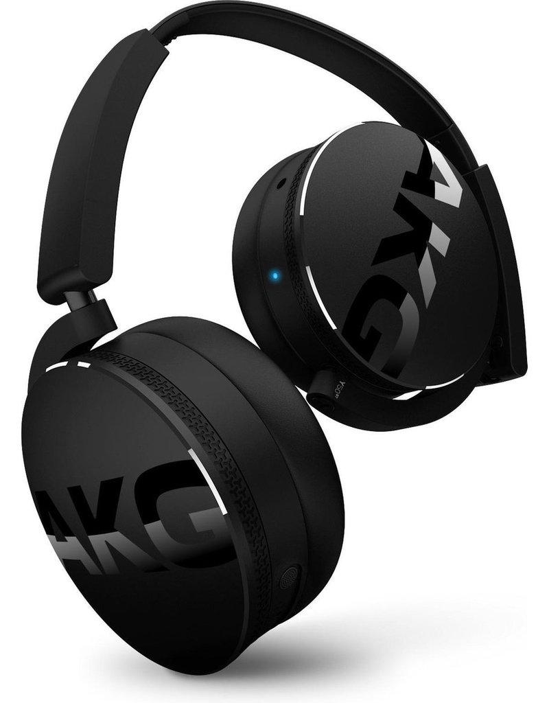 AKG AKG Y50BT - Draadloze on-ear koptelefoon - Zwart