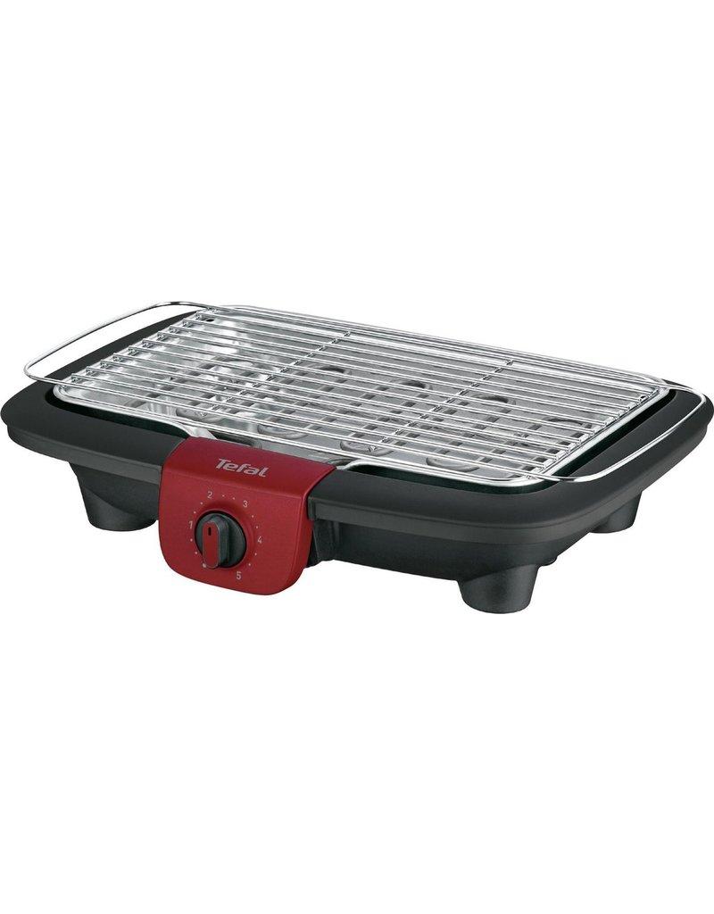 Tefal Tefal EasyGrill Elektrische Tafelbarbecue - 35x42 cm - 2300W koopjeshoek