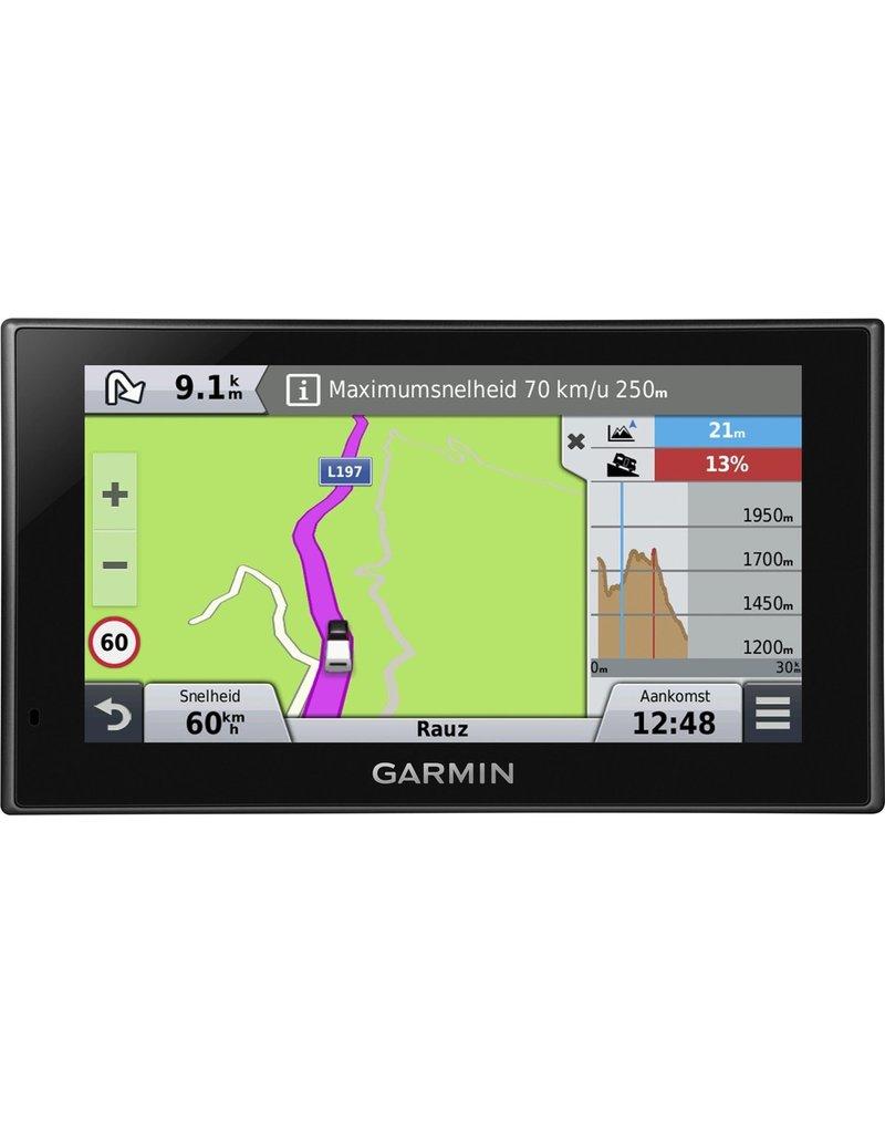Garmin Garmin Camper 660 LMT-D - Campernavigatie - Europa