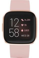 Fitbit Fitbit Versa 2 - smartwatch - roze koper