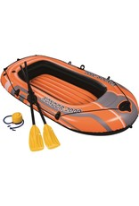 Bestway Kondor 2000 Opblaasbare Boot - 188x98cm - Oranje