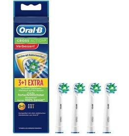 Oral-B Oral-B CrossAction 4 stuks verbeterde versie