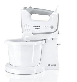 Bosch Bosch MFQ36460 ErgoMixx - Mixer - Incl mengkom - Wit