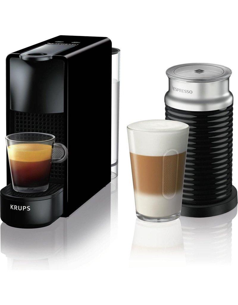 Krups Krups Nespresso Essenza Mini XN1118 - Koffiecupmachine - Met melkopschuimer