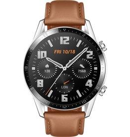 Huawei Huawei Watch GT 2 Classic - Bruin