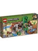 Lego LEGO Minecraft De Creeper Mijn - 21155