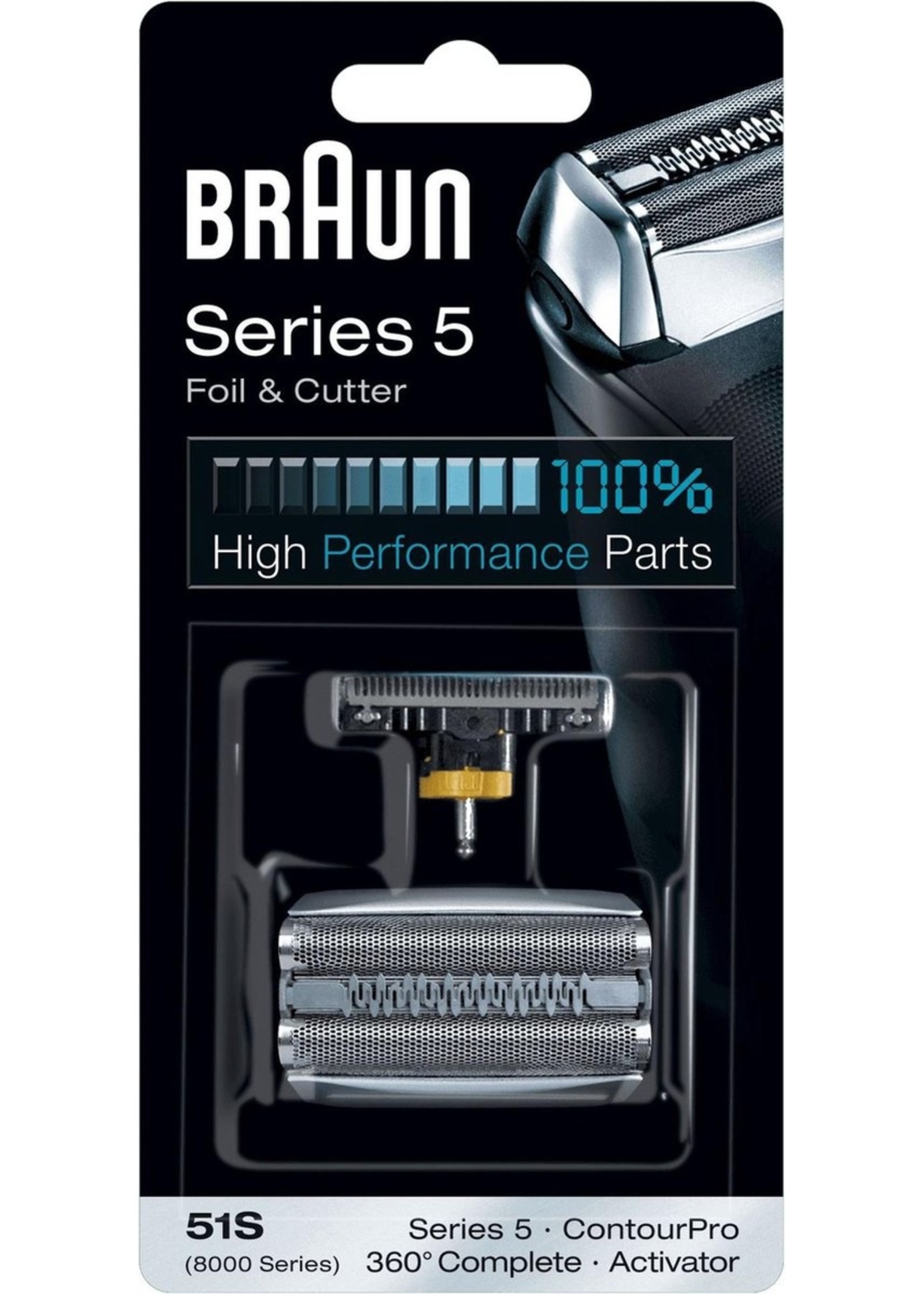 Braun Braun Combipack 51S