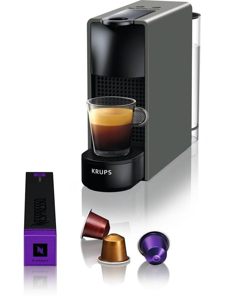 Krups Krups Nespresso Essenza Mini XN110B  - Koffiecupmachine - Grijs
