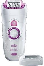 Braun Braun Silk-épil 7 7-521 nat en droog - Epilator