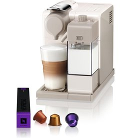 Nespresso Nespresso De'Longhi Lattissima Touch EN560.W - Koffiecupmachine - Wit koopjeshoek