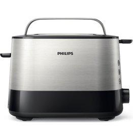 Philips Philips Viva HD2637/90 - Broodrooster - Zwart