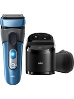Braun Braun Series 3 CoolTec CT4cc Scheerapparaat met Trimmer