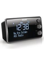Philips Philips AJB3552 - DAB  wekkerradio - Zwart