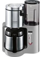 Siemens Siemens AromaSensePlus TC86505 - Koffiezetapparaat - Grijs koopjeshoek