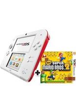 Nintendo Nintendo 2DS Super Mario Bros 2 Rood, Wit - koopjeshoek
