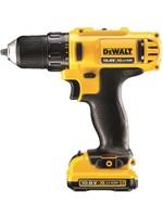 DeWALT Dewalt Compacte schroef/boormachine dcd710s