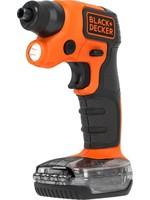 Black & Decker BLACK DECKER BDCSFS30C Accu Schroefmachine - 3.6V - Incl. 30 accessoires