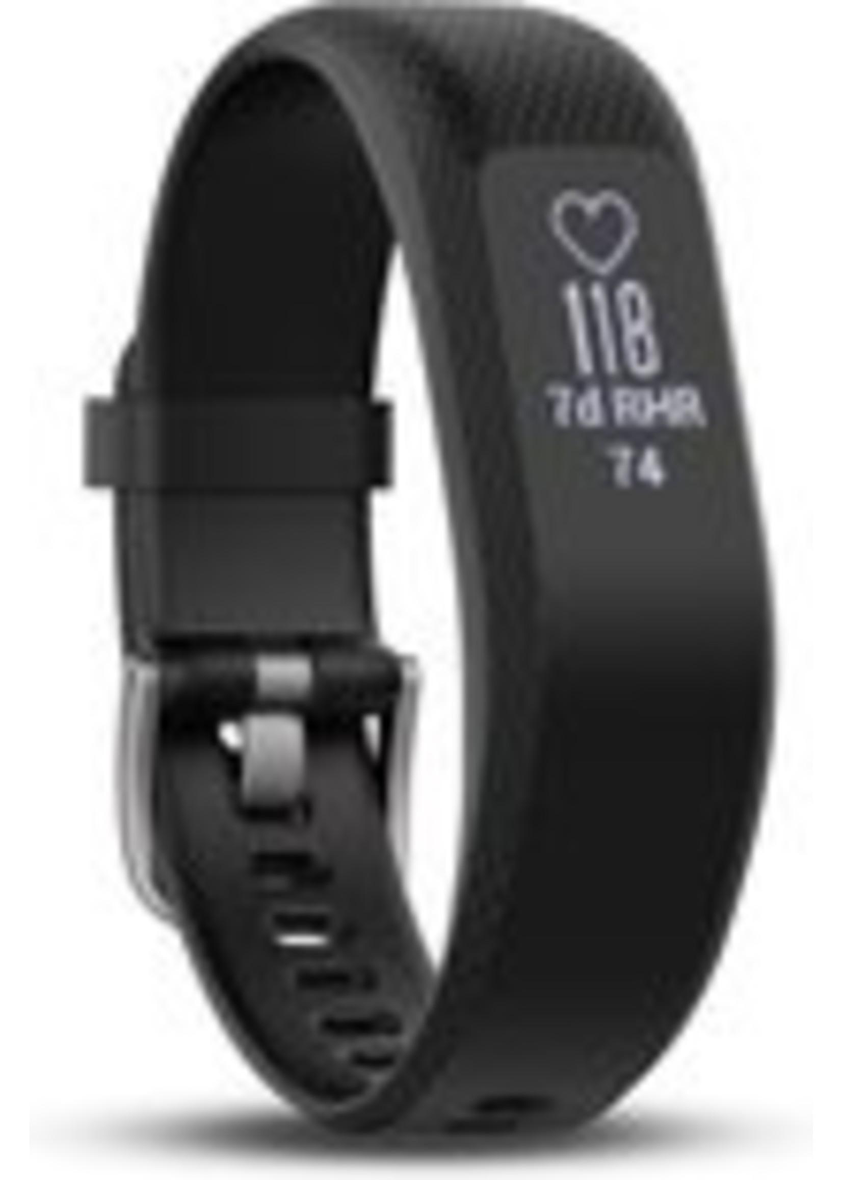 Garmin Garmin Vivosmart 3 HR - Activity tracker - Large - Zwart