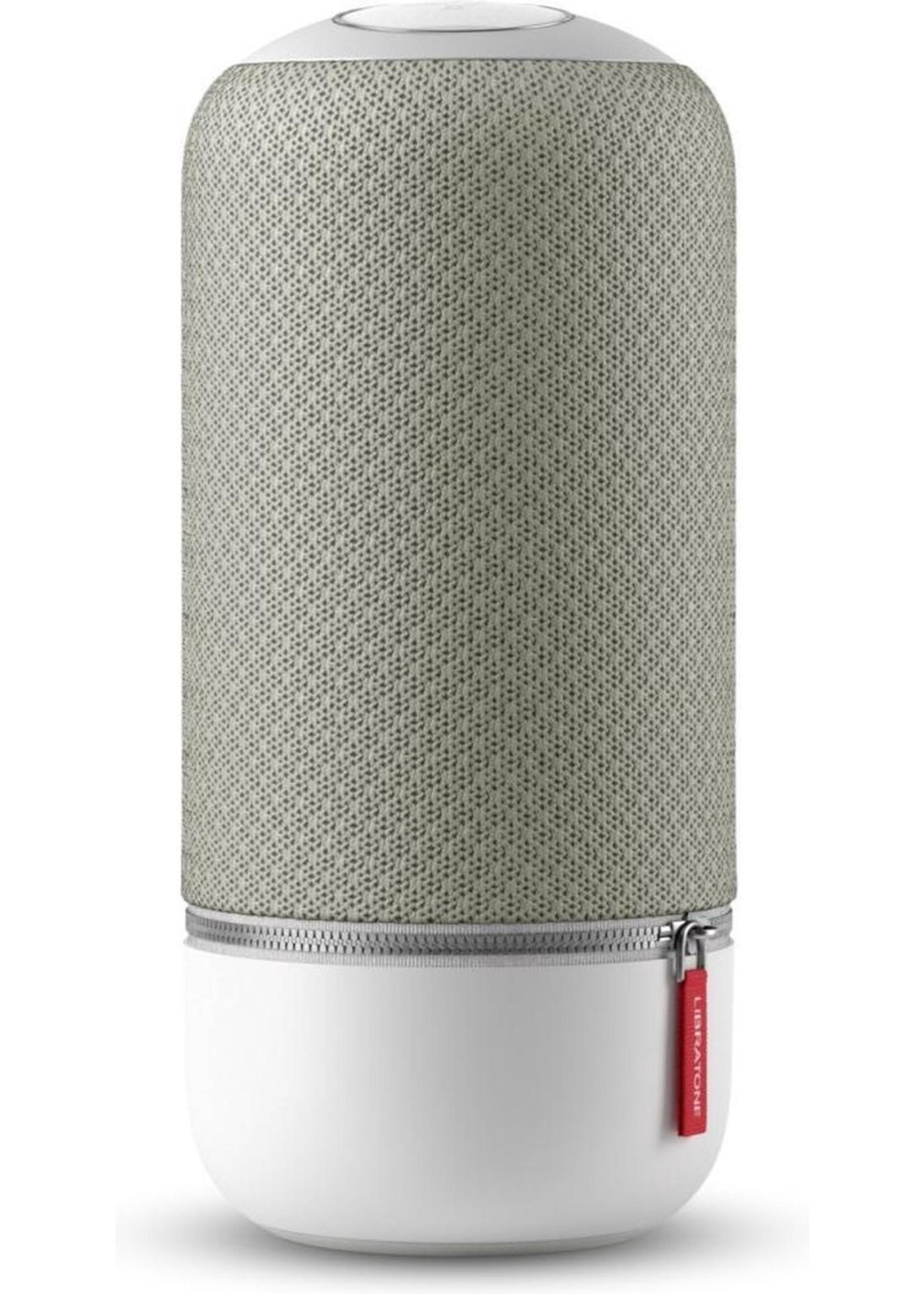 Libratone Libratone ZIPP Mini - Bluetooth Speaker - Cloudy Grey koopjeshoek
