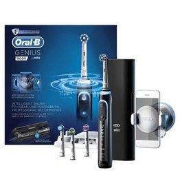 Braun Oral-B Genius 9000N Zwart - Elektrische Tandenborstel koopjeshoek