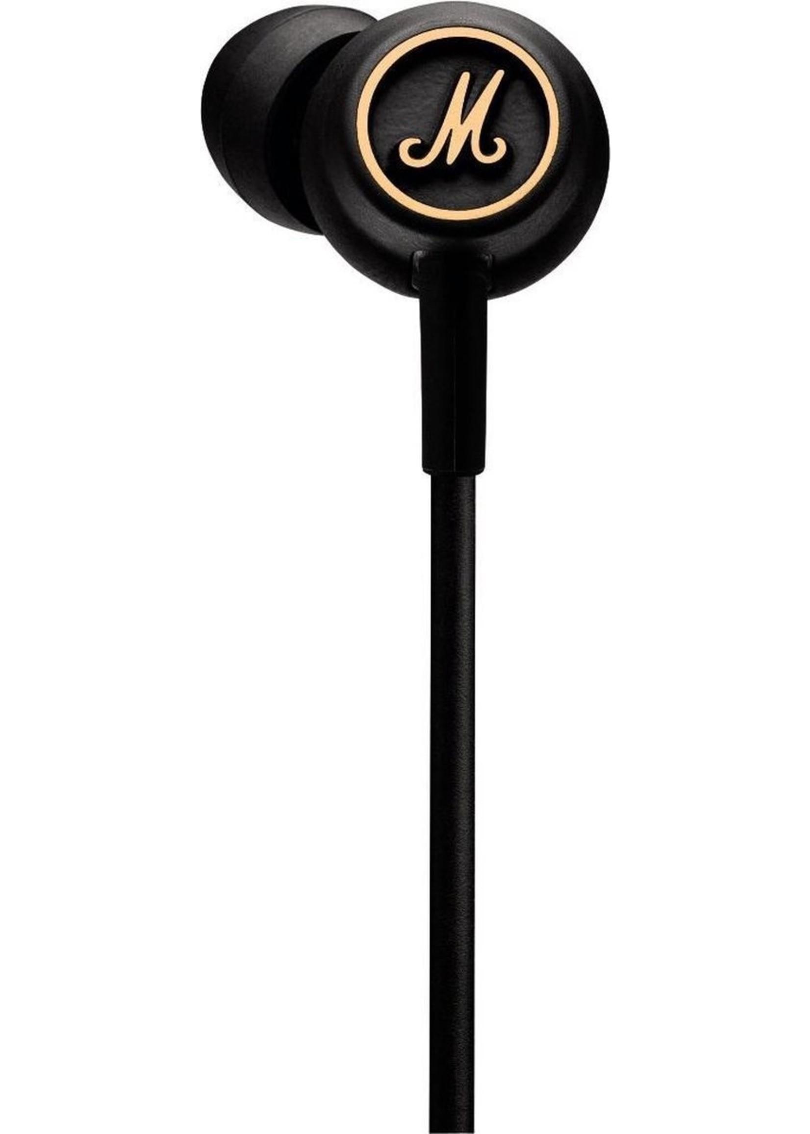 Marshall Marshall Mode Eq - In-ear oordopjes - Zwart koopjeshoek