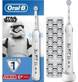 Oral-B Oral-B Junior Elektrische Tandenborstel Star Wars Powered By Braun