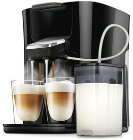 Philips Philips Senseo Latte Duo HD6570/60 - Koffiepadapparaat - Zwart koopjeshoek