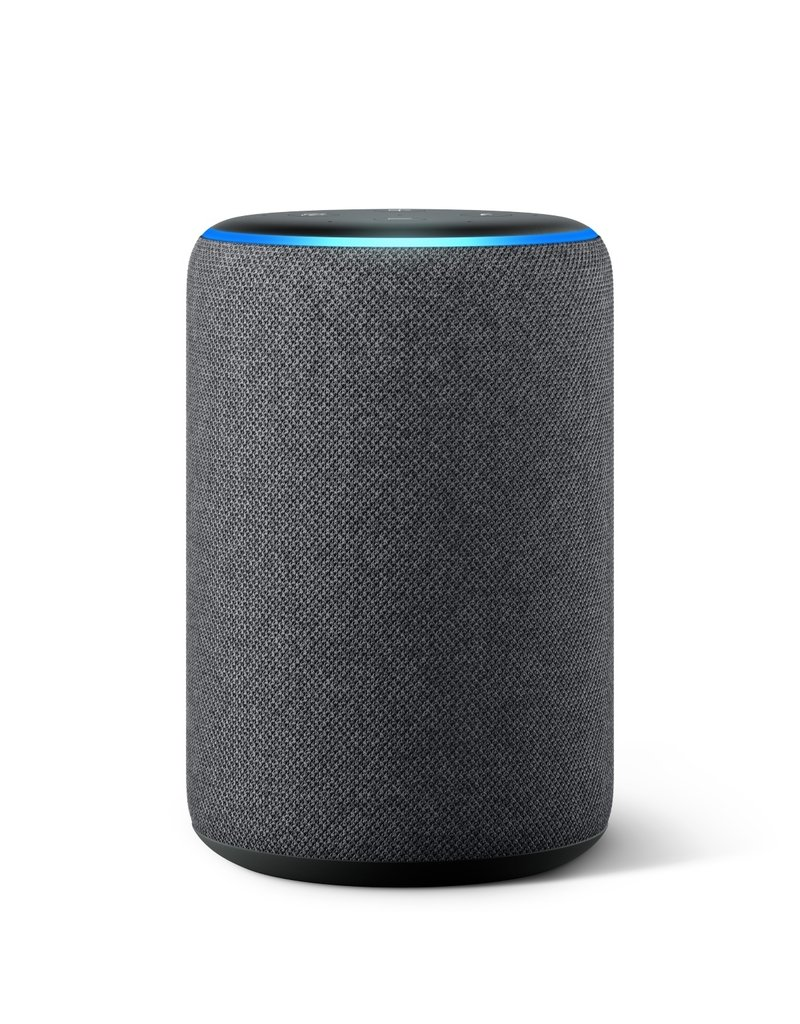 Amazon Amazon Echo (3rd Generation) Zwart - koopjeshoek