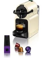 Nespresso Nespresso Inissia EN80.CW Koffiecupmachine Vanilla Cream