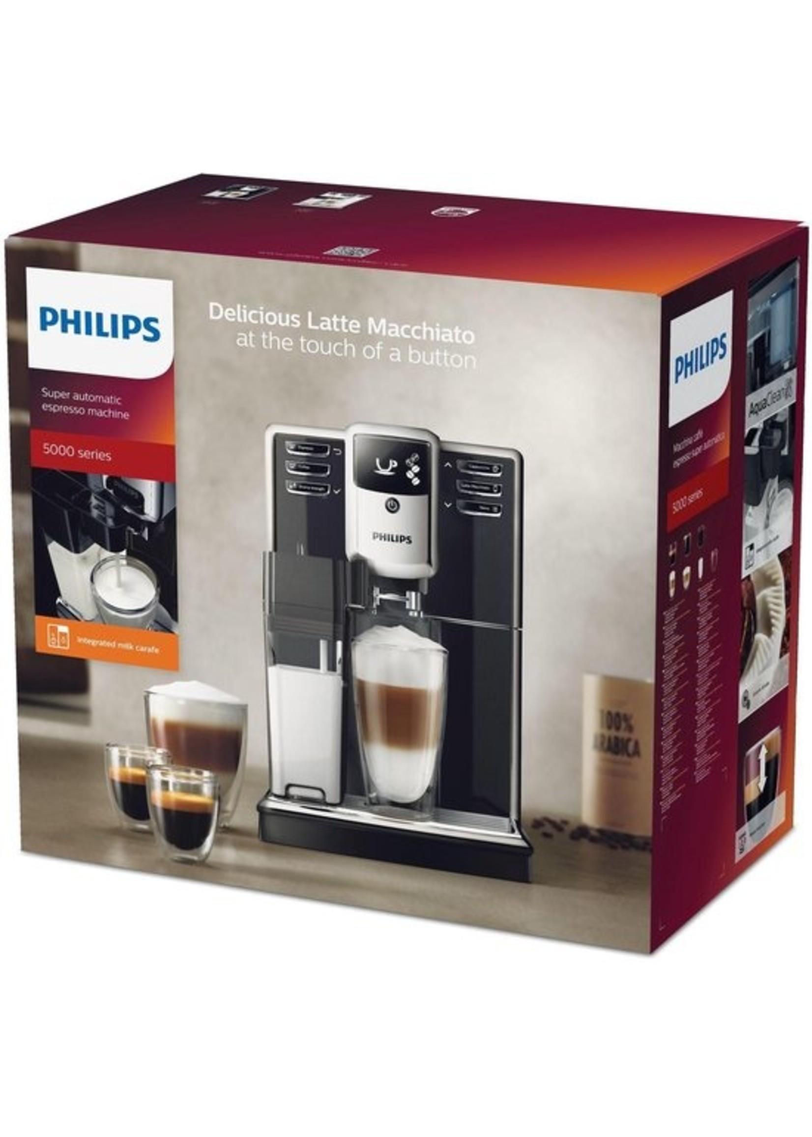 Philips Philips 5000 serie EP5361/10 - Espressomachine - Wit