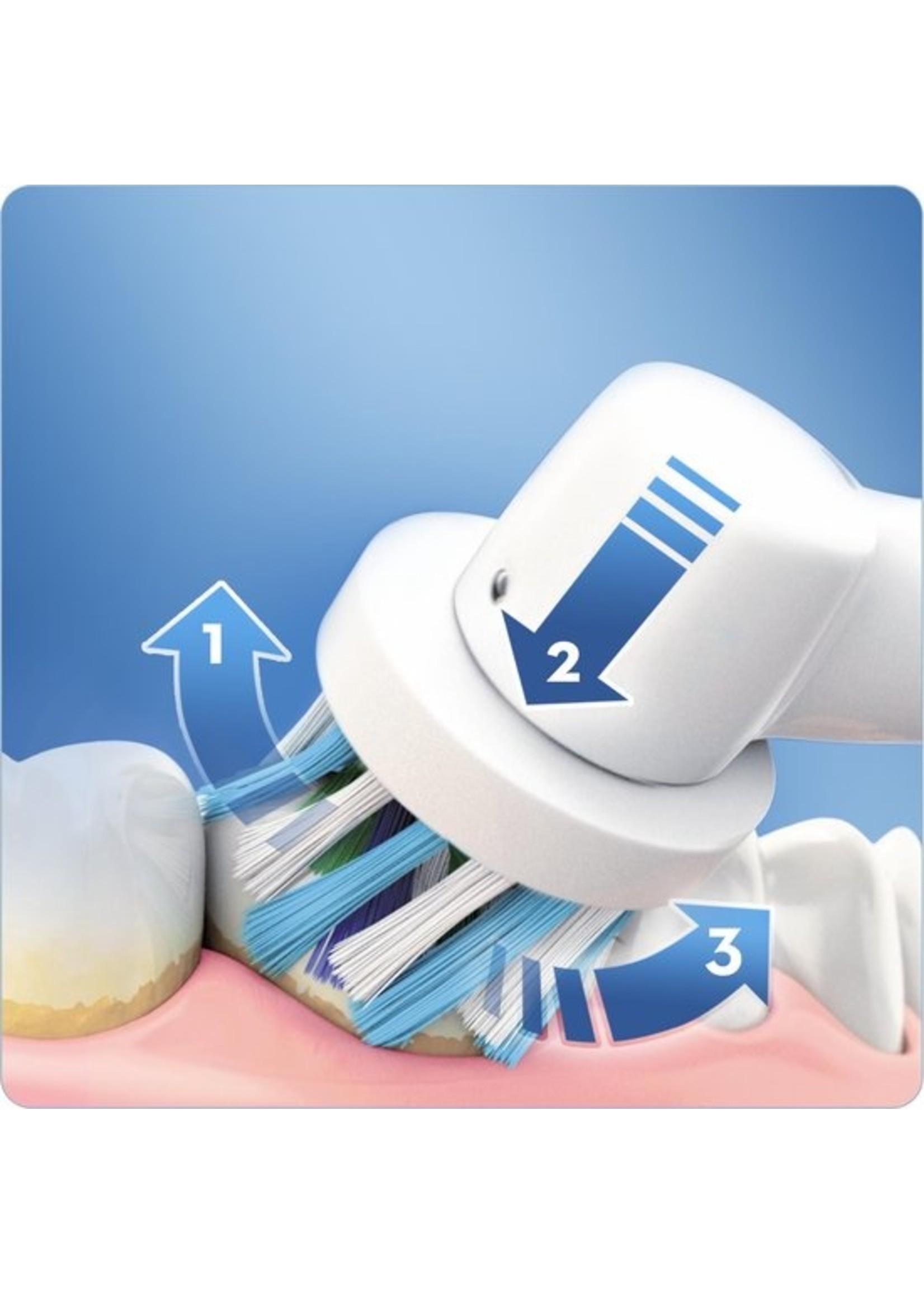 Oral-B Oral-B Pro 750 CrossAction elektrische tandenborstel - Zwart