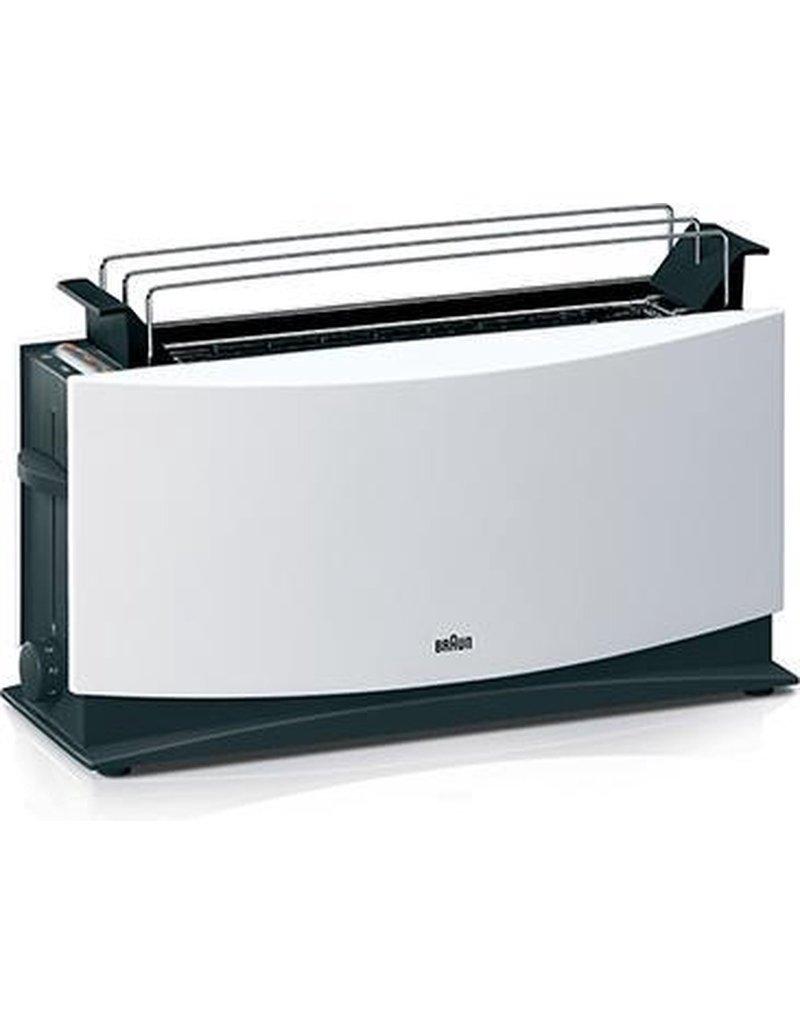Braun Braun HT 550 Toaster Multitoast Wit