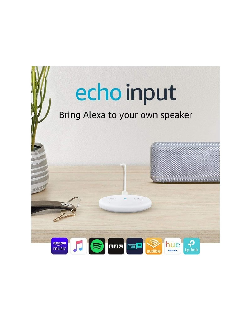 Amazon Amazon Echo Input wit