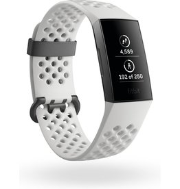 Fitbit Fitbit Charge 3 Special Edition - Activity tracker - Wit