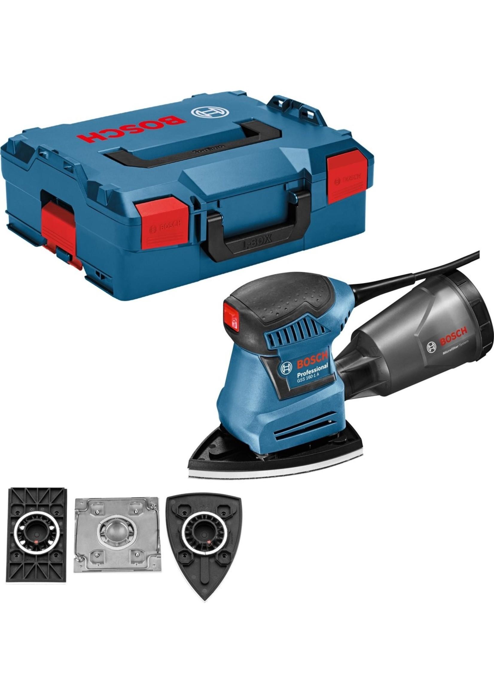 Bosch Bosch Professional GSS160 Multischuurmachine