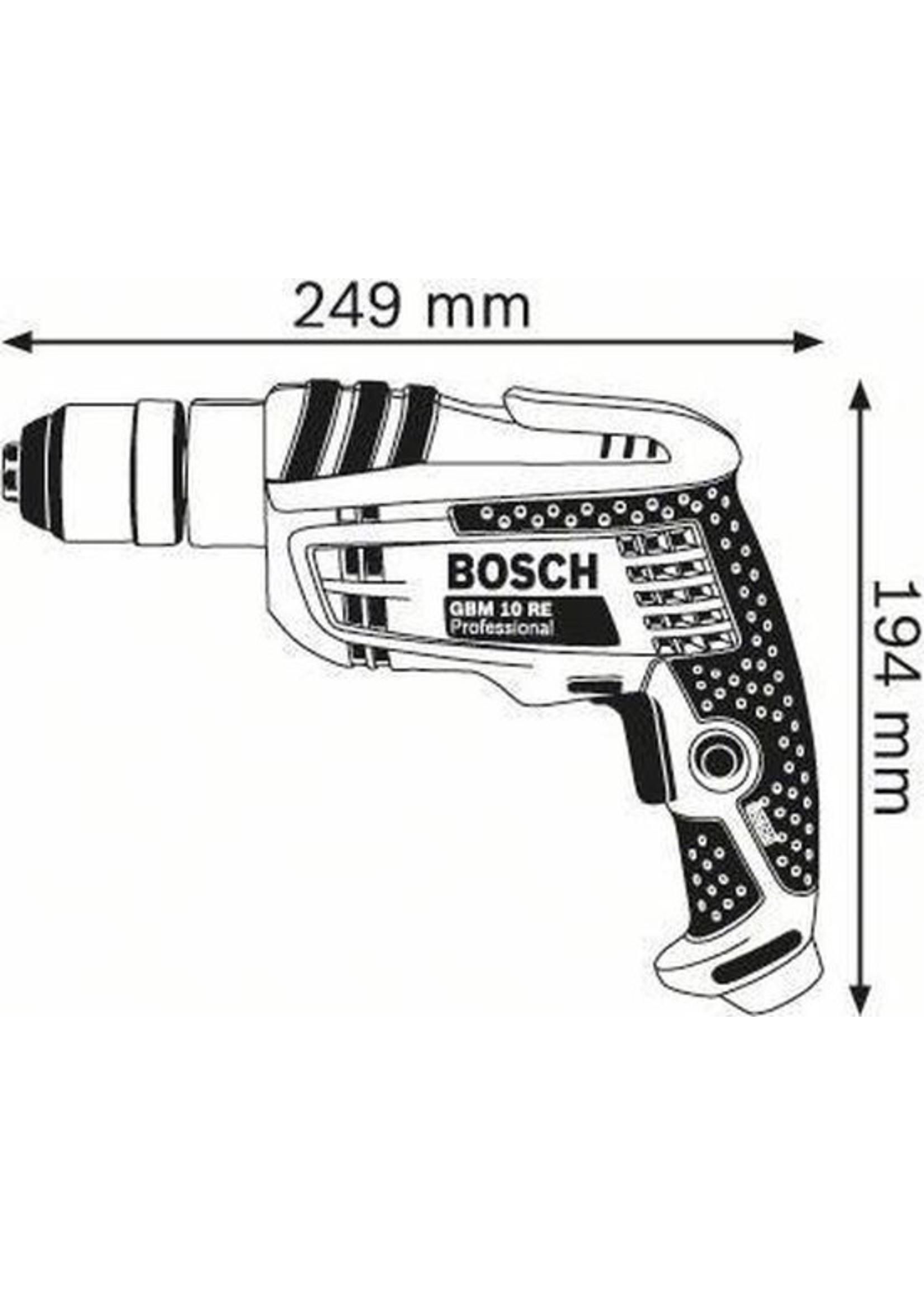 Bosch Bosch professional GBM10RE boormachine