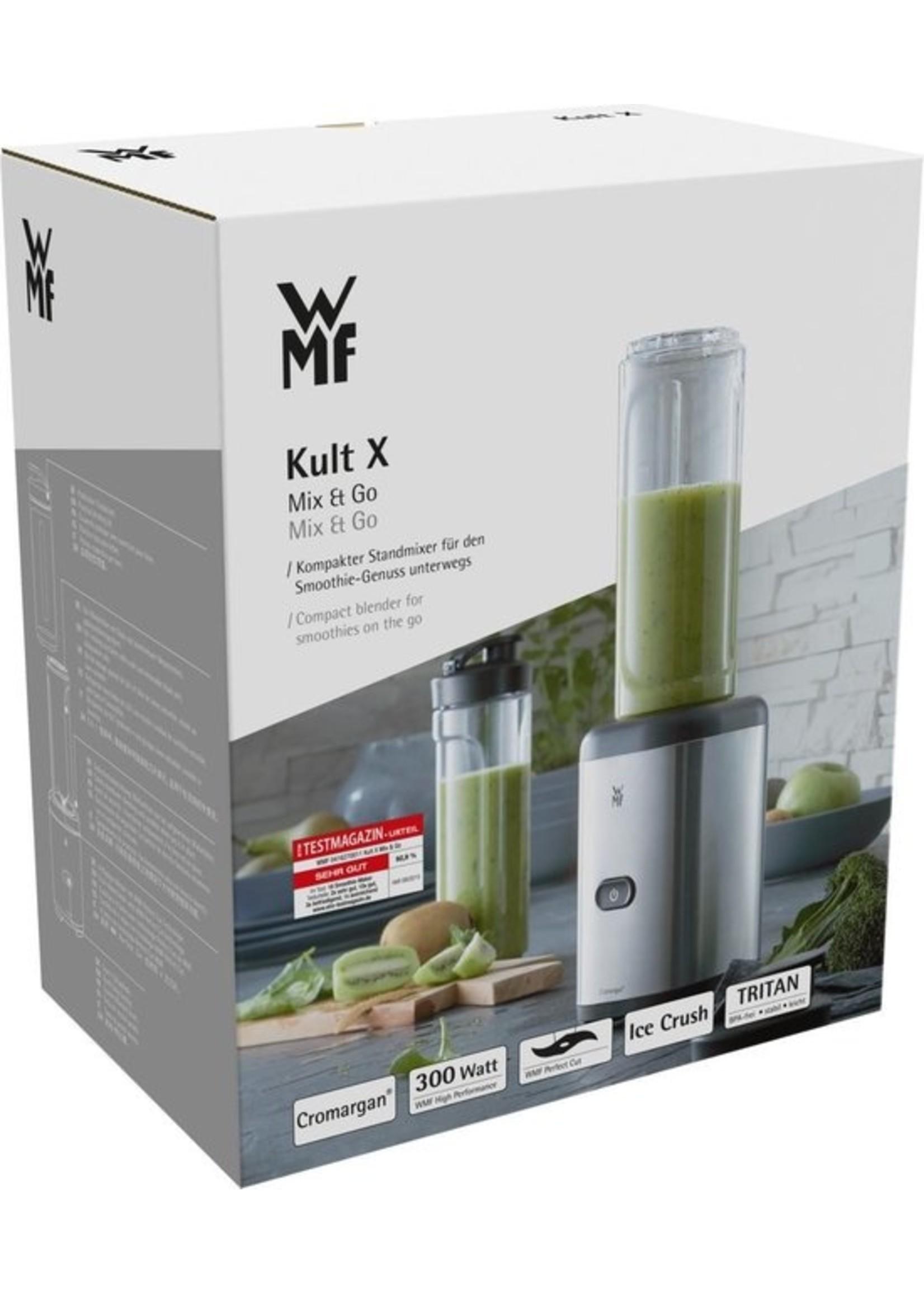 WMF WMF Kult X - Mix&Go mini Blender Zilver