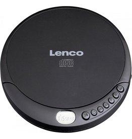 Lenco Lenco CD-010 - Draagbare discman inclusief oortjes - Zwart koopjeshoek
