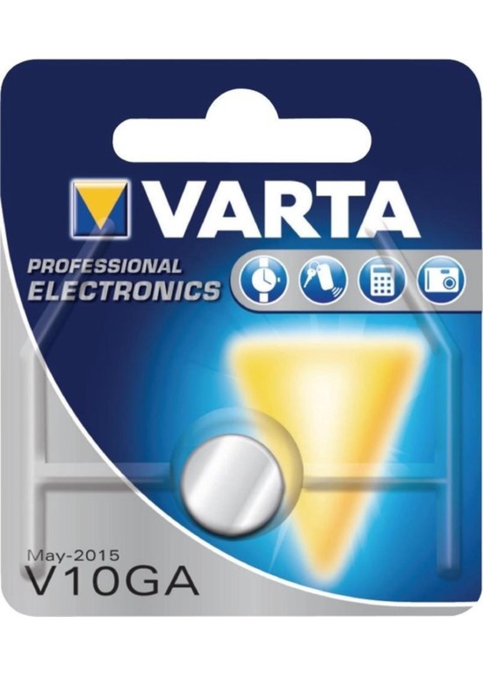 Varta Varta Knoopcel Batterij - Lr45 - High Energy Alkaline - 1,5 Volt