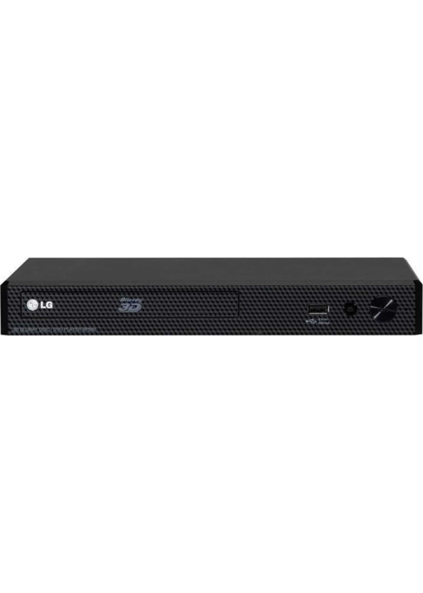 LG LG BP450 - Blu-ray speler - Zwart
