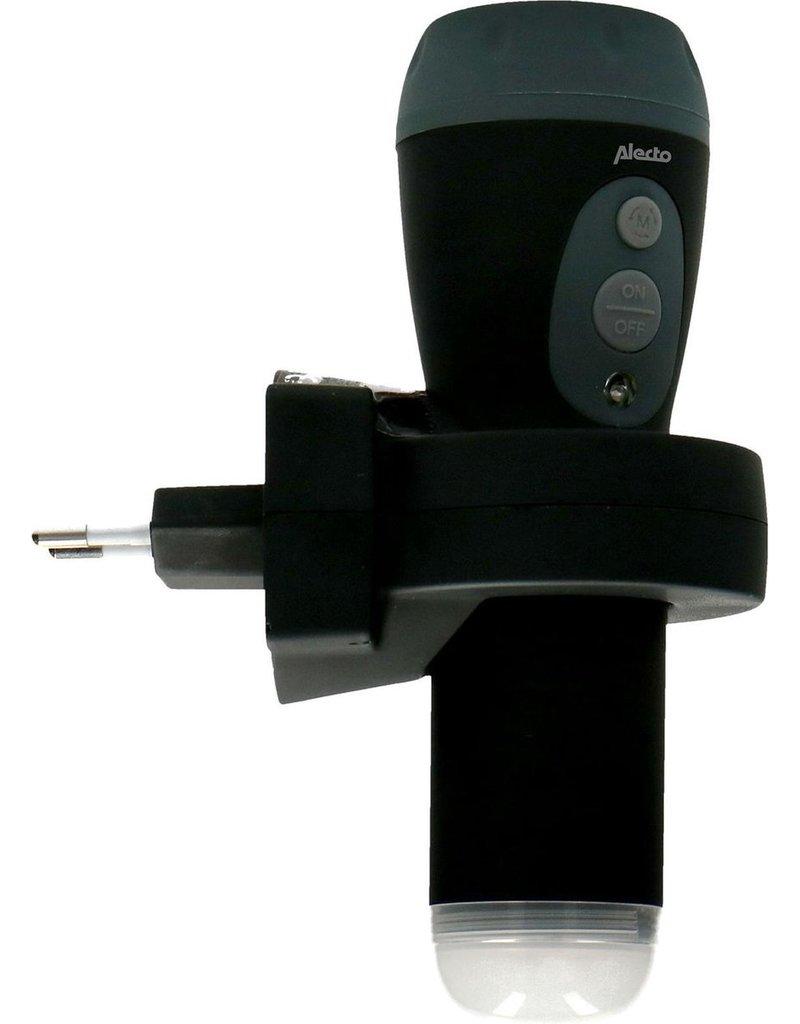 Alecto Alecto ATL-110ZT LED zaklamp -noodverlichting - aan bij stroomuitval koopjeshoek