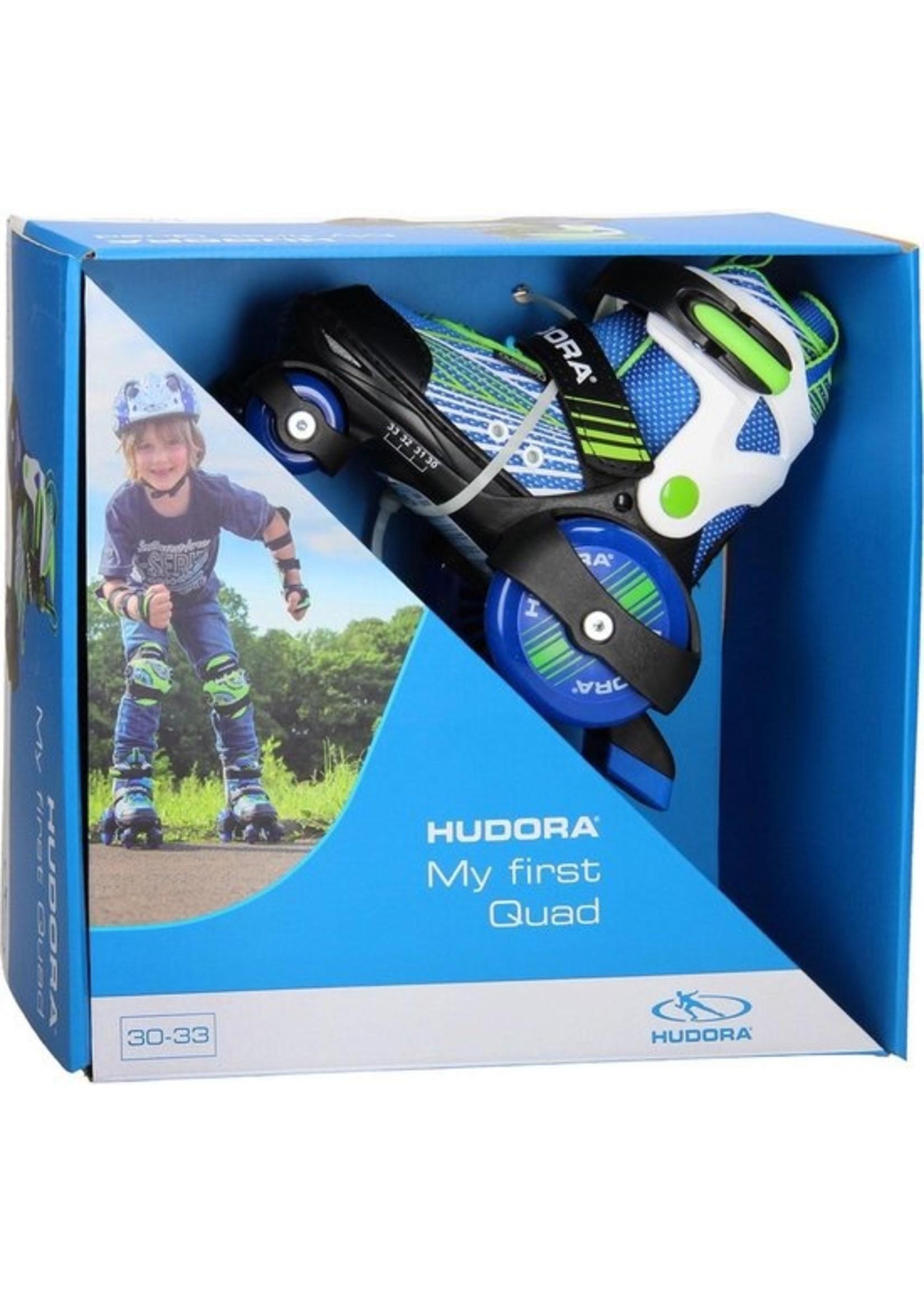 HUDORA Hudora My First Quad Boys - Rolschaatsen verstelbaar maat 30-31-32-33