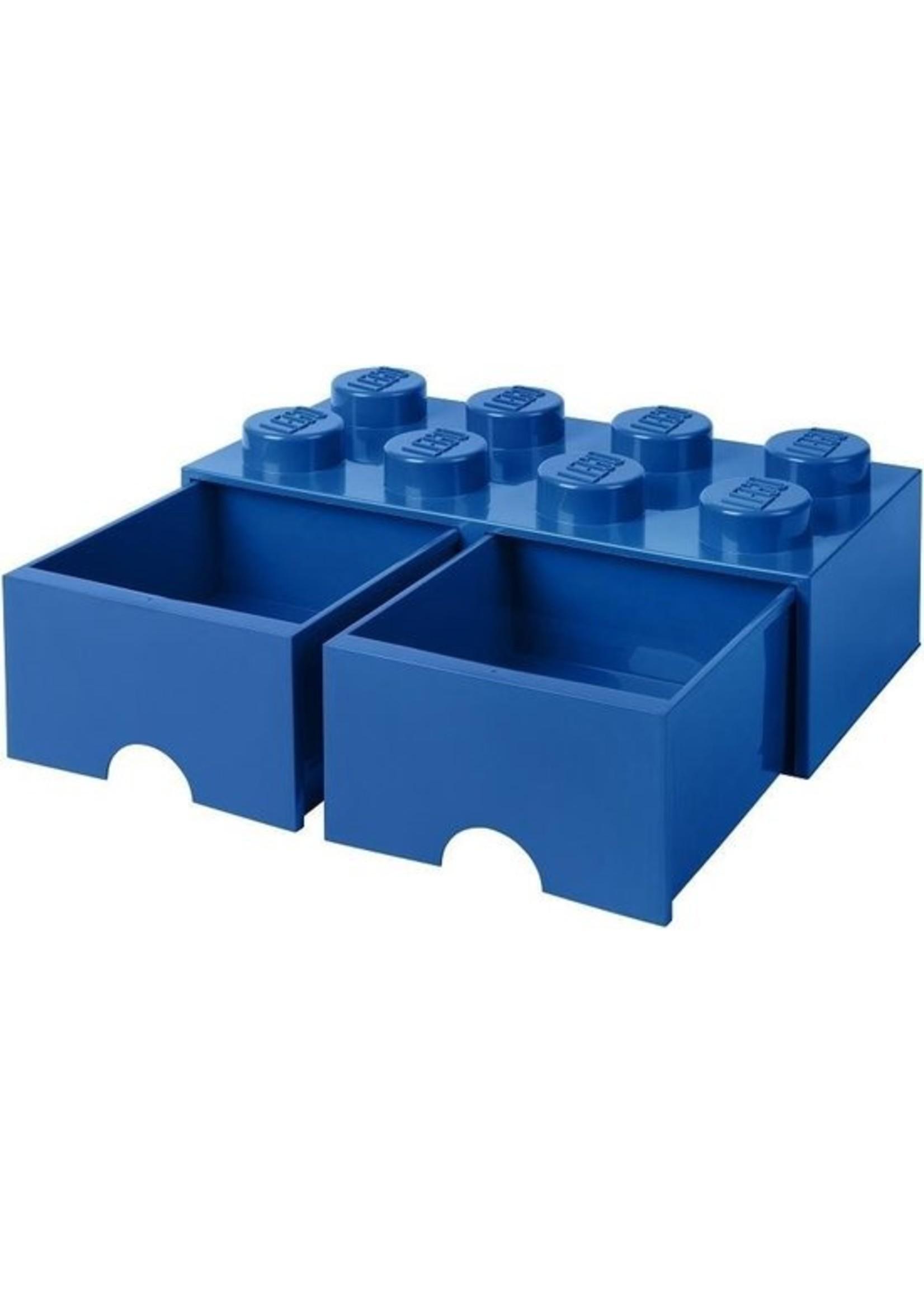 Lego LEGO 4004 Storage Brick Opbergbox - Kunststof - Blauw