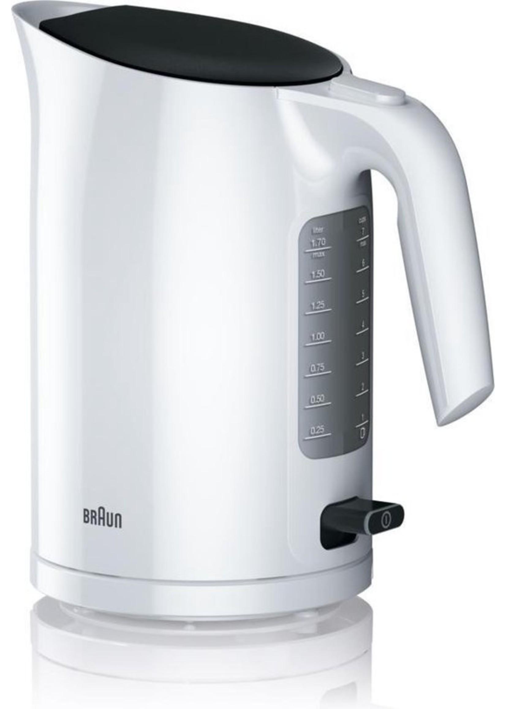 Braun Braun PurEase WK 3100 WH - Waterkoker - Wit
