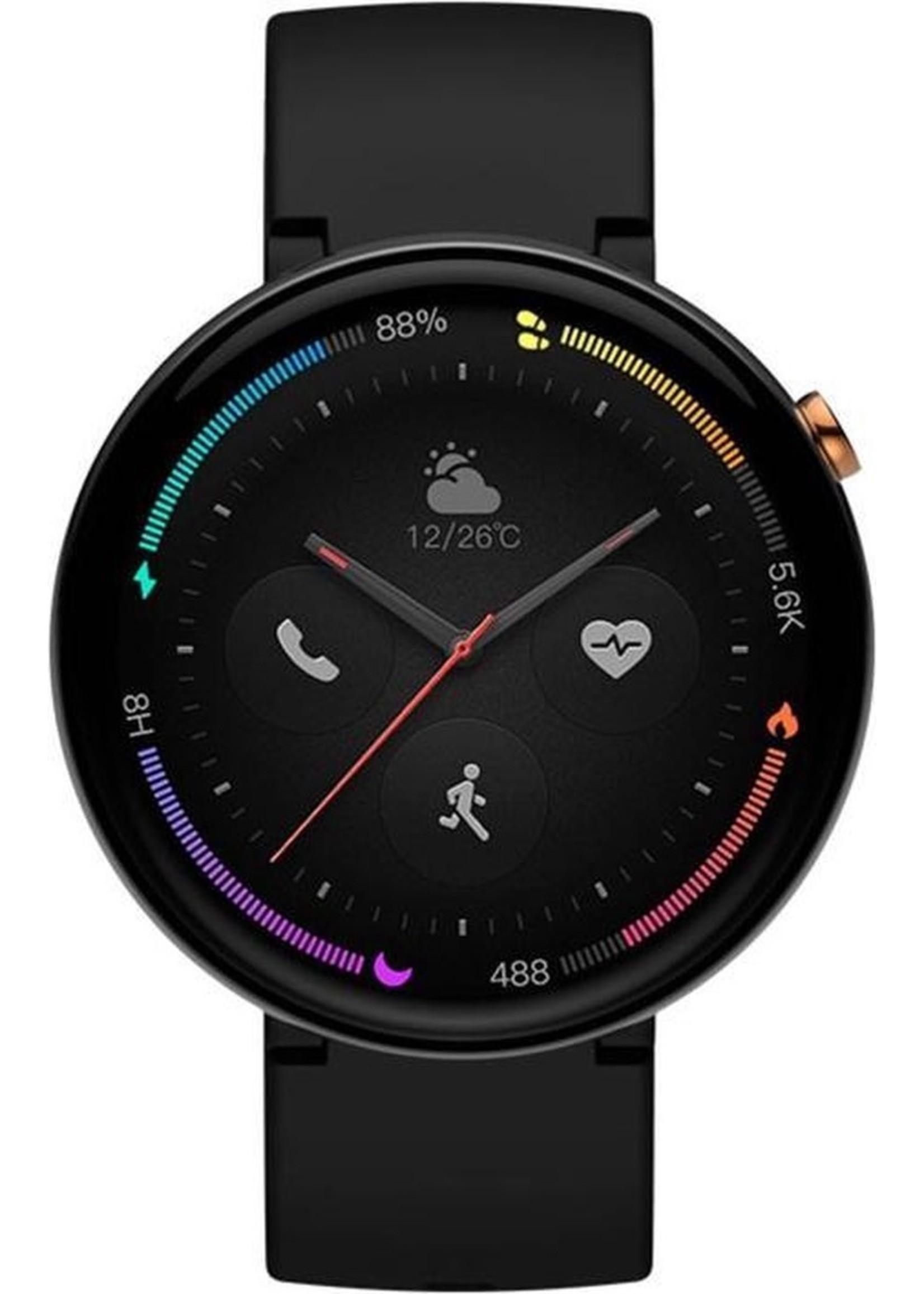 Amazfit Smartwatch Stratos 3 - black koopjeshoek