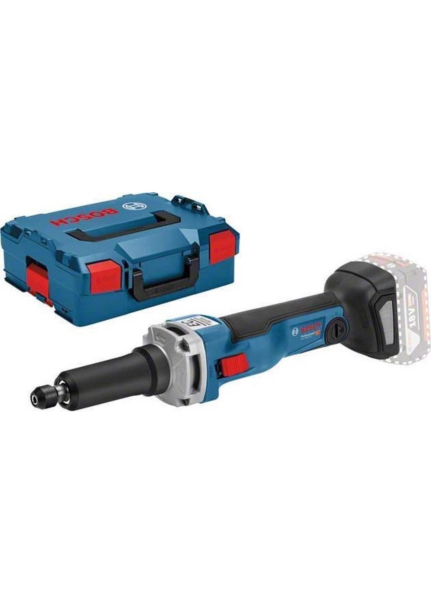 Bosch BOSCH  GGS 18V-23 LC Rechte slijpmachine Solo | zonder accu's en lader | In L-Boxx koopjeshoek