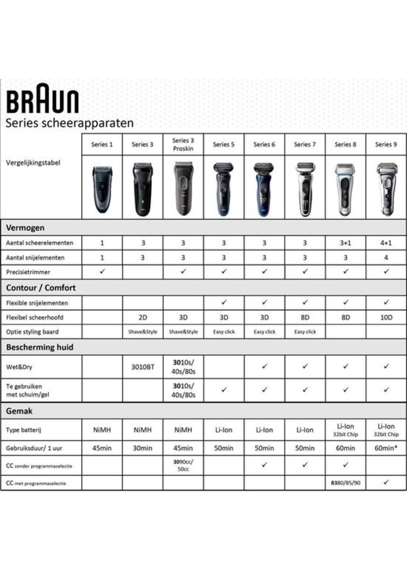 Braun Braun Series 5 5147s - Scheerapparaat