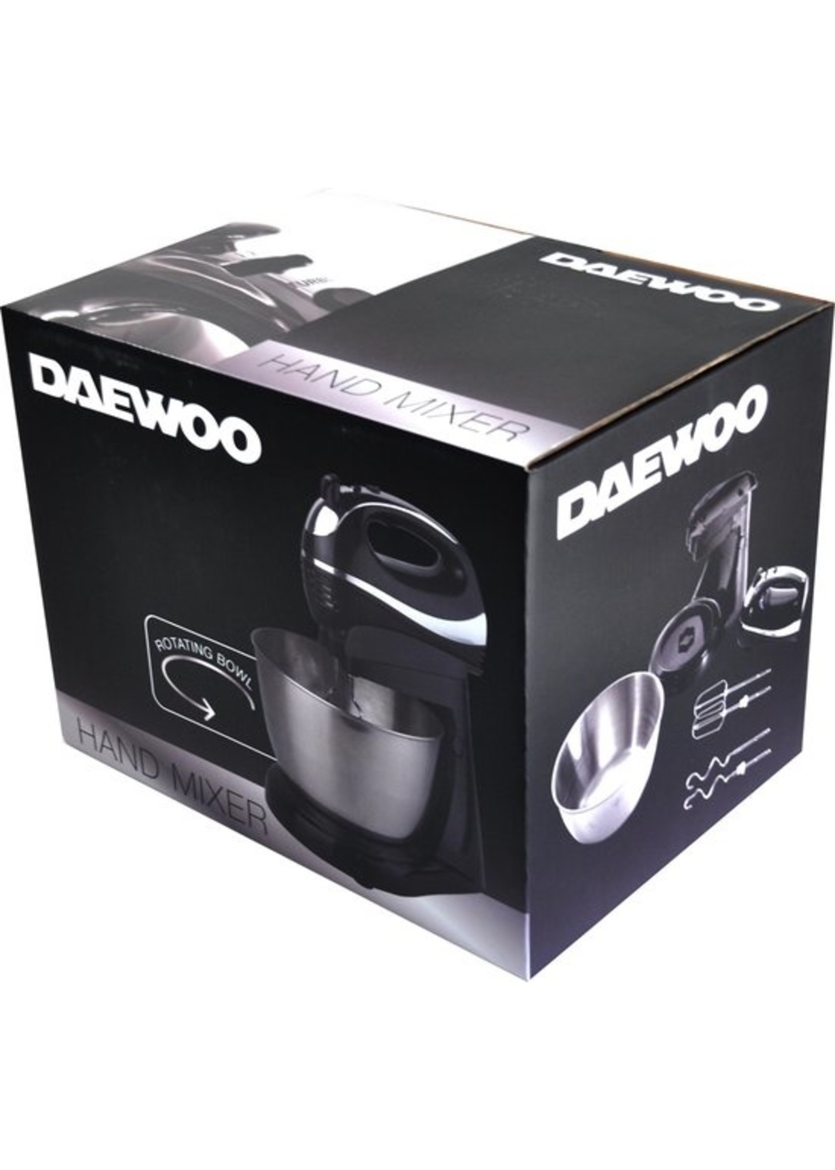 Daewoo DAEWOO  - Handmixer met kom